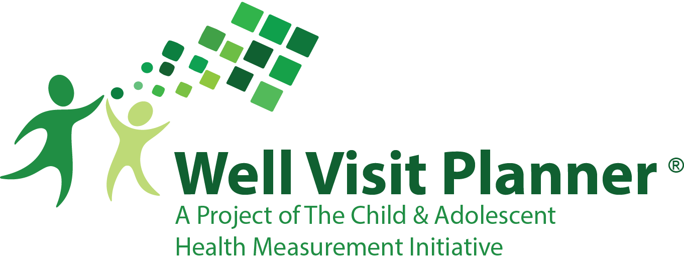 Well Visit Planner, Your Child, Your Well-Visit